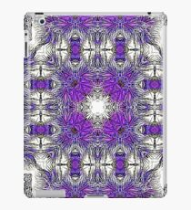Palm Leaves Abstract Art Pattern  iPad Case/Skin