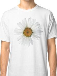 White Flower Petals Classic T-Shirt