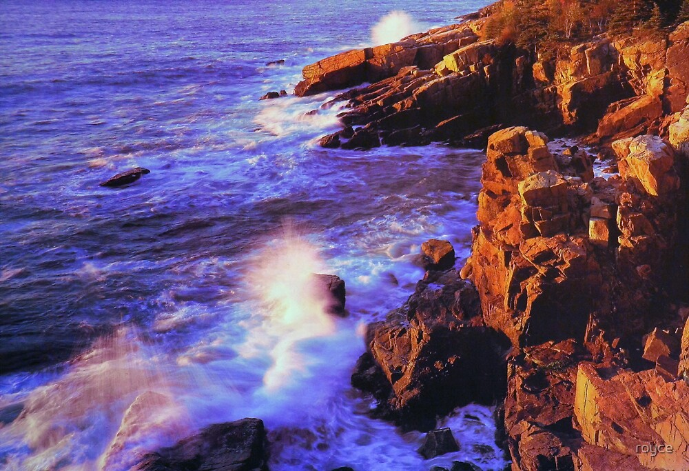 Cliffs by royce
