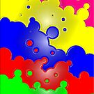 Rainbow Clouds by rufflesal