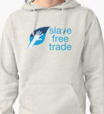 slavefreetrade Merchandise Pullover Hoodie