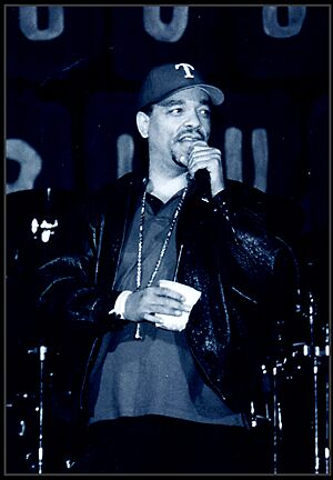 Ice T by xposepix