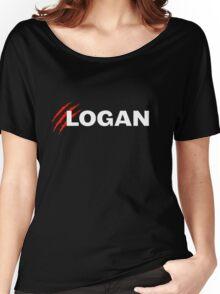 logan Women's Relaxed Fit T-Shirt