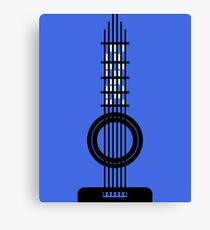 Music Tower Canvas Print