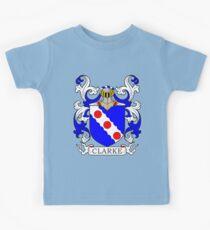 Clark Coat of Arms Kids Tee