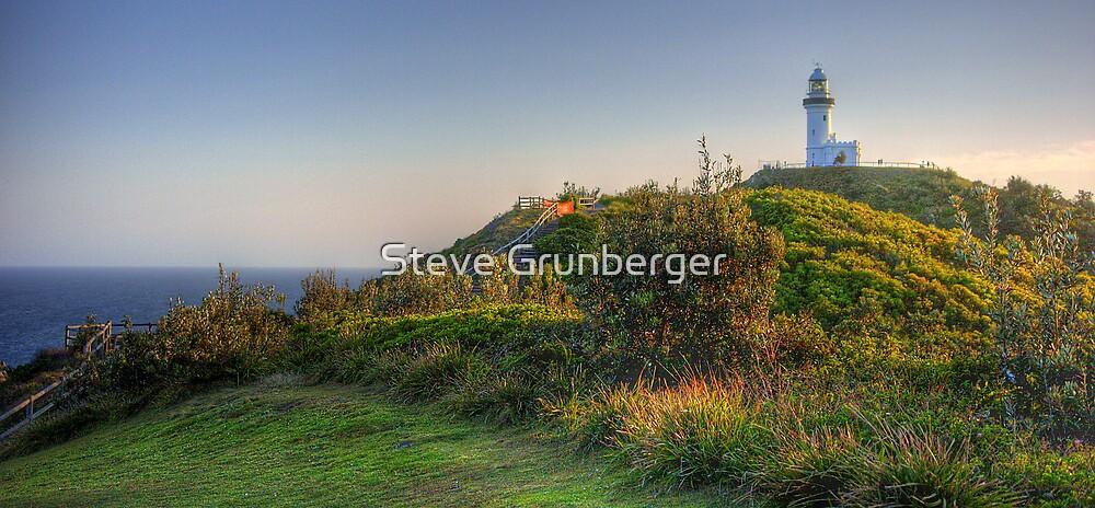 Byron Bay Lighthouse HDR by Steve Grunberger