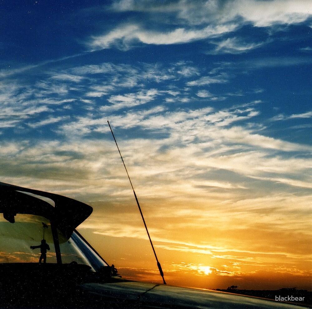 valiant sunset by blackbear
