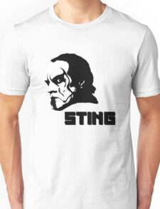 Black N' White | STING Unisex T-Shirt