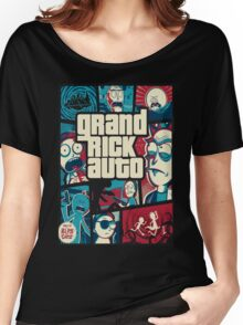 Grand Rick Auto Women's Relaxed Fit T-Shirt