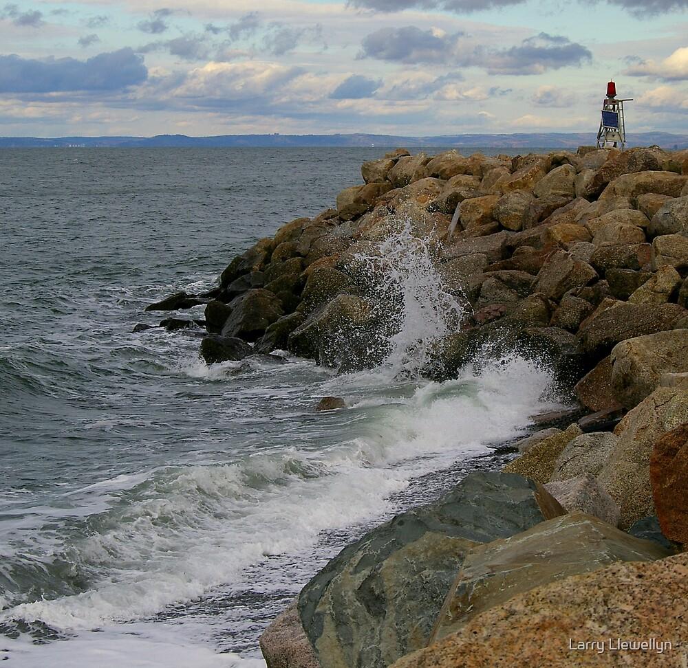 A Coast Line by Larry Llewellyn