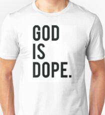 God is Dope Unisex T-Shirt