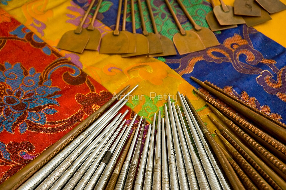 """Tools For The Mandala by Arthur """"Butch"""" Petty"""