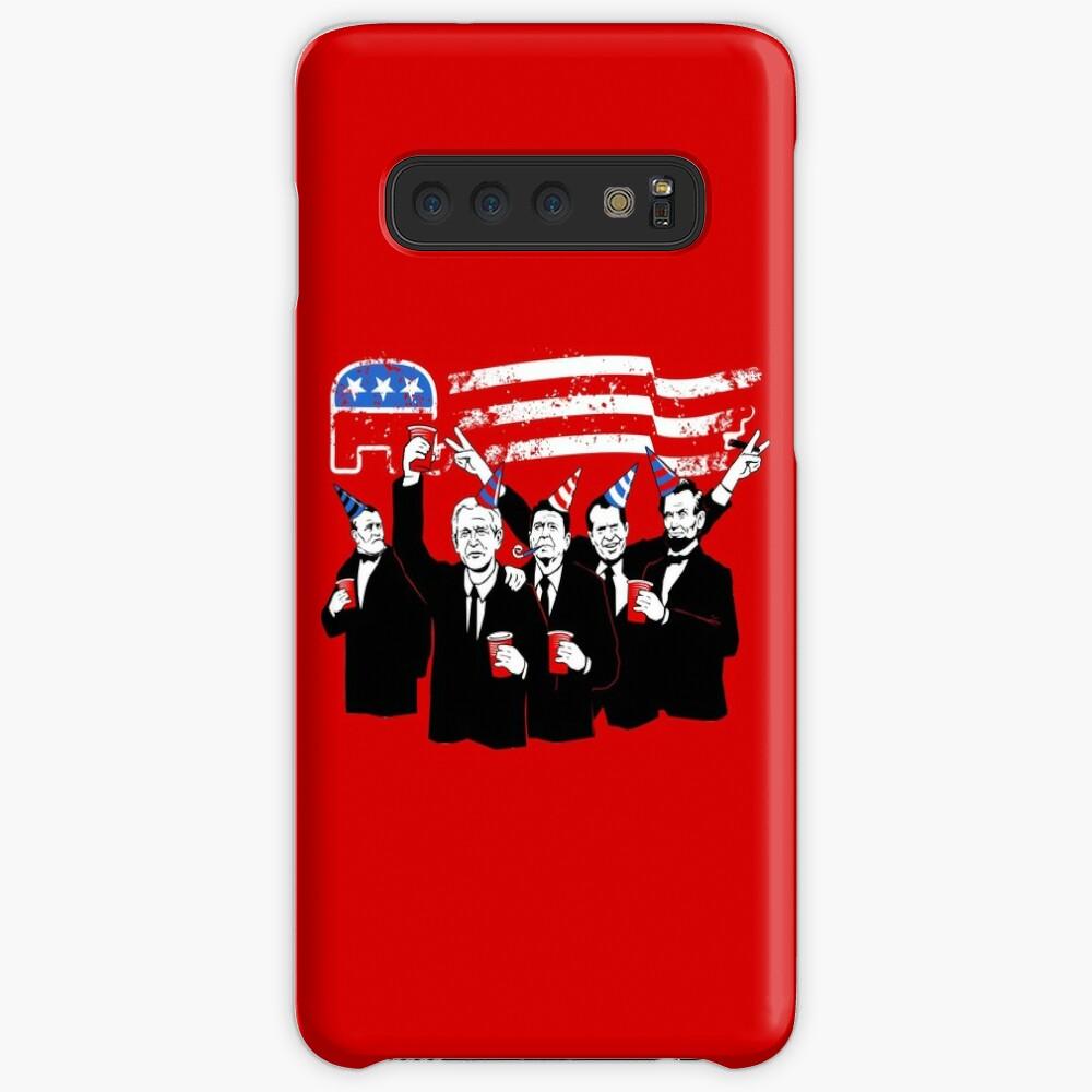 partido Republicano Funda y vinilo para Samsung Galaxy