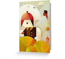 Birdman  Greeting Card