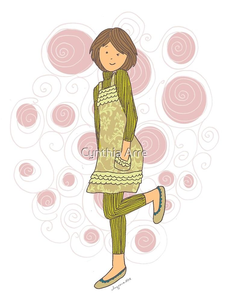 Jumper Girl by Cynthia Arre