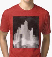 Edinburgh study Tri-blend T-Shirt