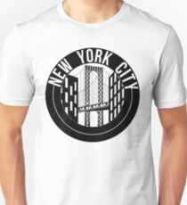 new york city bridge Unisex T-Shirt