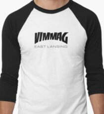 VIM x THRASHER pt II Men's Baseball ¾ T-Shirt