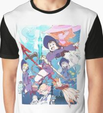 Little Witch Academia Graphic T-Shirt