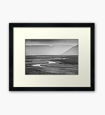 River Muick Framed Print