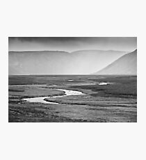 River Muick Photographic Print
