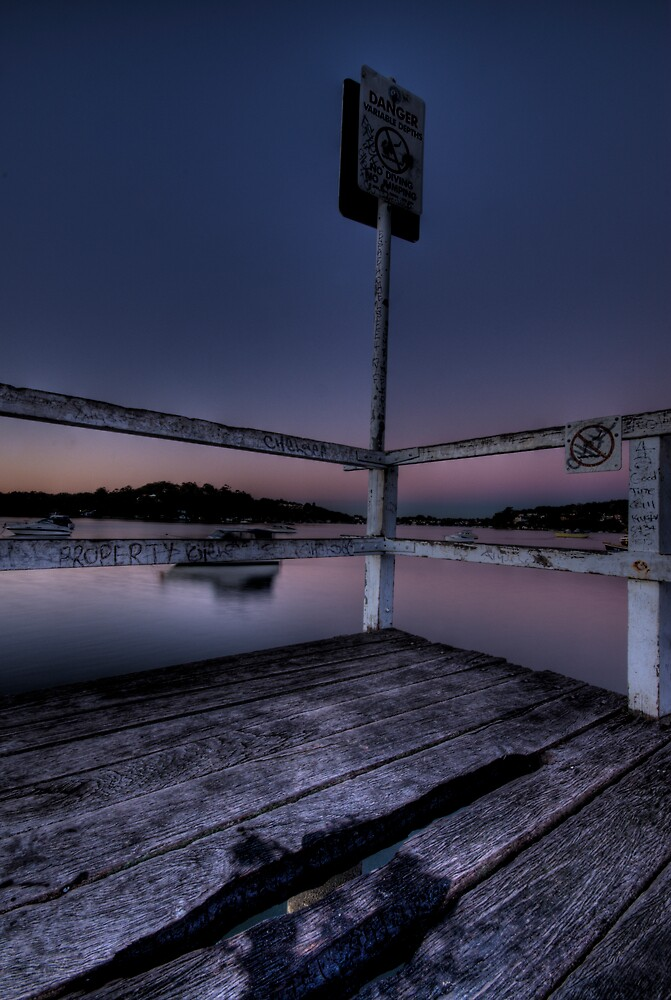 Como Pier by Alexander Kesselaar