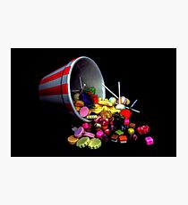 Pick 'N Mix Candy Photographic Print