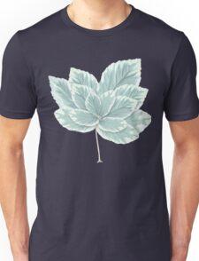 Winter Leaf Unisex T-Shirt