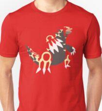 Groudon Pokemon Omega Ruby T-Shirt