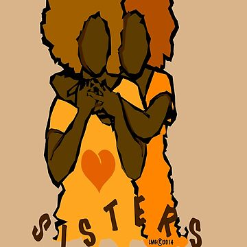 Sister's~ LMG (C) 2015 by ArtistDiva