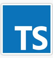 typescript Sticker