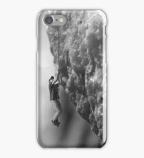 Reaching Your Goals iPhone Case/Skin