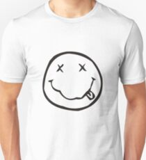 OFF MY SMILEY FACE Unisex T-Shirt