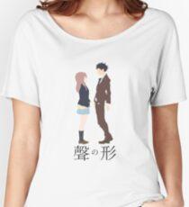 Koe no Katachi - Vector Women's Relaxed Fit T-Shirt