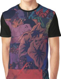 GLASS ANIMALS // HAZEY Graphic T-Shirt