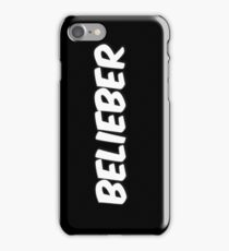 belieber iPhone Case/Skin