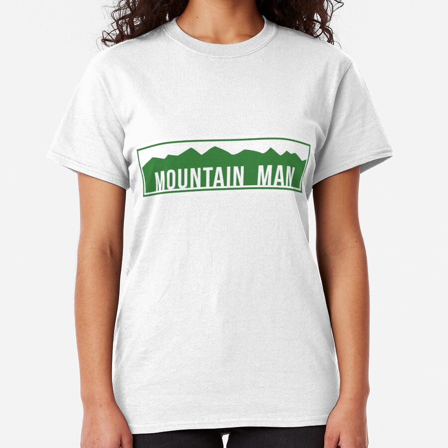 Mountain Man Classic T-Shirt