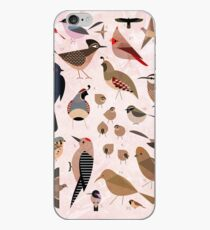 Sonoran Birds iPhone Case