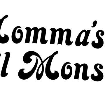 Momma's Lil Monster by PluralSingular