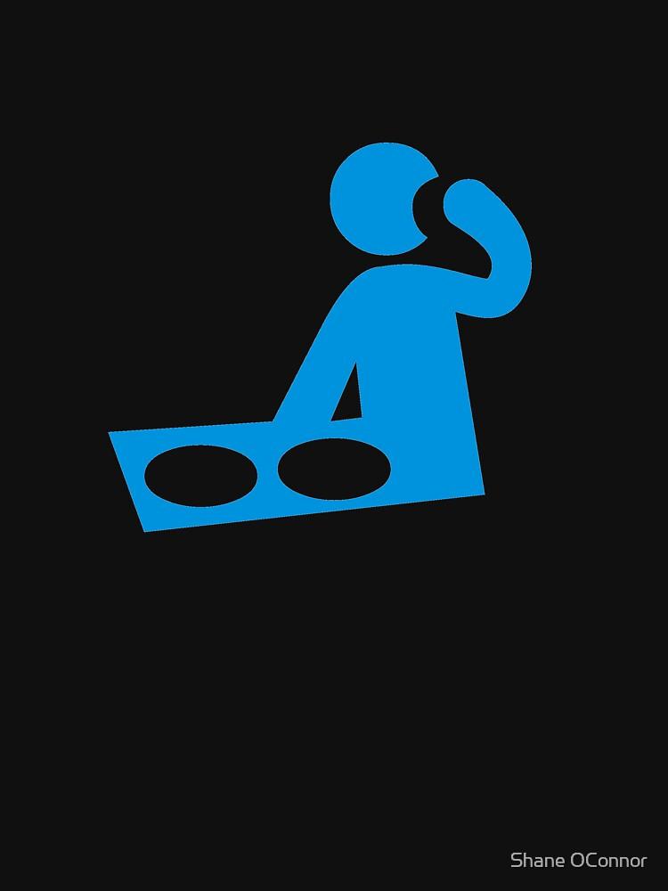 BLUE MORPH DJ by ShaneConnor