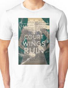 A Court of Wings and Ruin Unisex T-Shirt