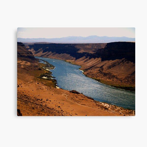 A Land Beyond Imagination Canvas Print