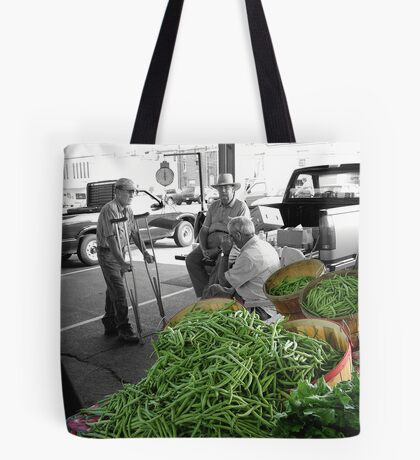 Beans for sale Tote Bag