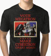 Vote Megatron Tri-blend T-Shirt