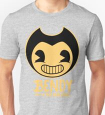 Bendy and the Ink Machine Horror Cartoon T Shirt and More! Unisex T-Shirt