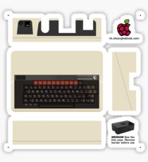 Acorn BBC Micro Model B Skin for the Premium case [Get the MEDIUM size] Sticker