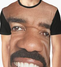 Steve harvey Graphic T-Shirt