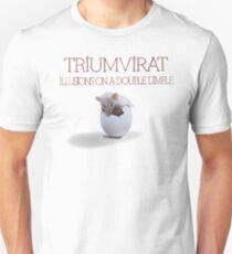 Triumvirat - Illusions on a Double Dimple T-Shirt