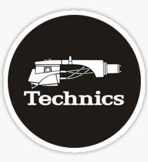 Technics Sticker