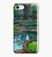 Glencairn Fountain iPhone Case/Skin